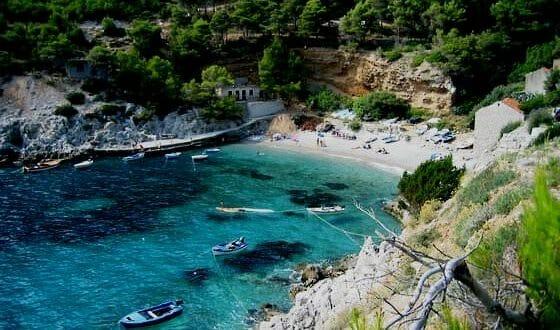 croazia il mare