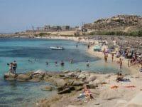Mykonos: la spiaggia piu famosa