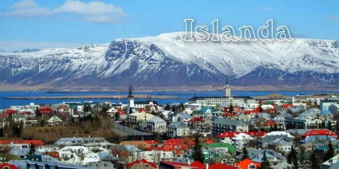 Viaggio in Islanda in estate