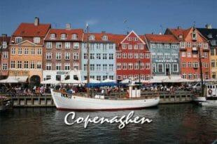 Copenaghen (Danimarca) in estate