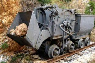 miniera in sardegna