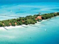 Gasfinolhu resort alle Maldive