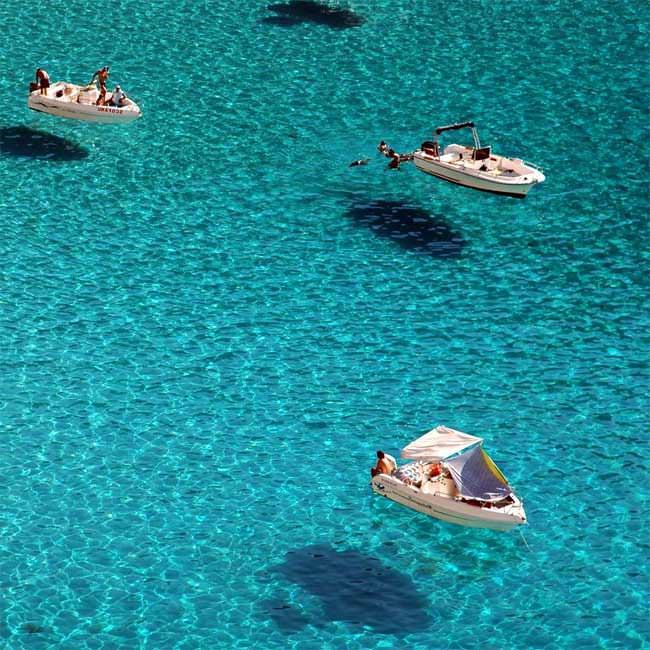 Lampedusa spiagge
