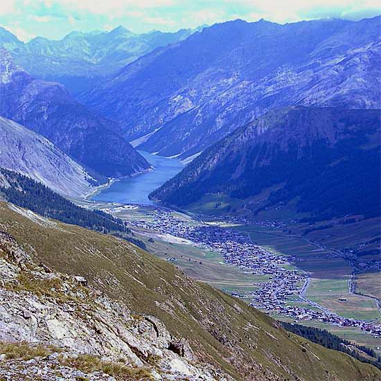 Livigno estate