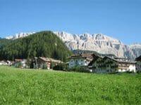Val Gardena in estate