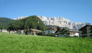 Val Gardena in estate