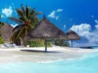 Una vera spiaggia Caraibica a Santo Domingo