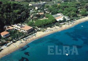 Isola d'elba: il villaggio turistico Le Acacie di Naregno