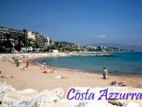 Costa Azzurra: il mare in Estate