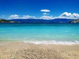Croazia, il mare cristallino
