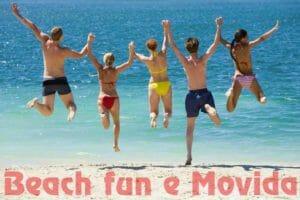 Divertimento e movida sulle spiagge Italiane