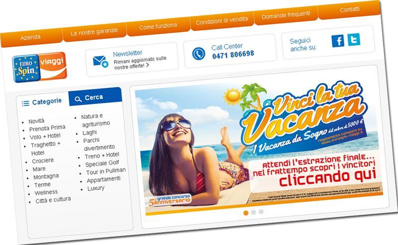 Eurospin Viaggi: un sito chiaro e qualche offerta interessante