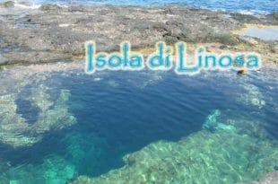 Isola di Linosa: il suo bellissimo mare