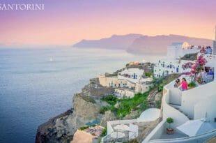 Santorini: una vacanza romantica in estate