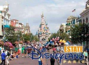Disneyland Parigi in estate