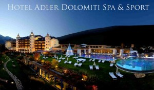 Adler di Ortisei: uno dei centri benessere più famosi delle Alpi