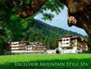 Excelsior Mountain: nel mezzo al verde!