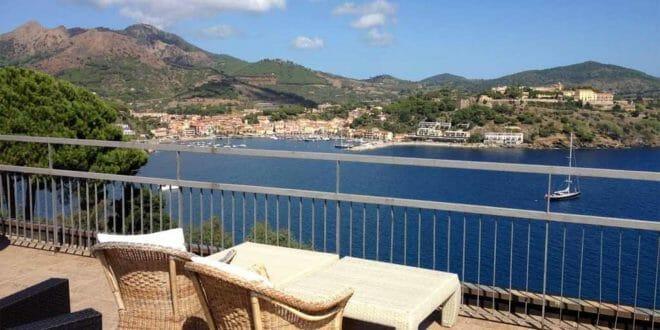 Panorama Isola d'Elba
