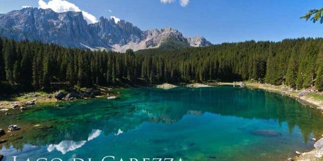 Scopri i 5 laghi di montagna pi belli per le vacanze for Disegni di laghi