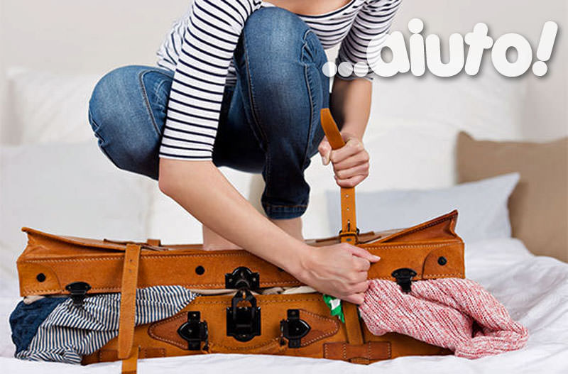Consigli per fare la valigia per il mare