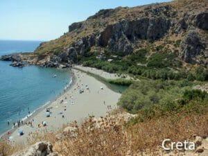Grecia, Creta spiaggia