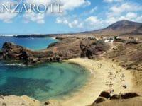 Lanzarote, Canarie, spiaggia