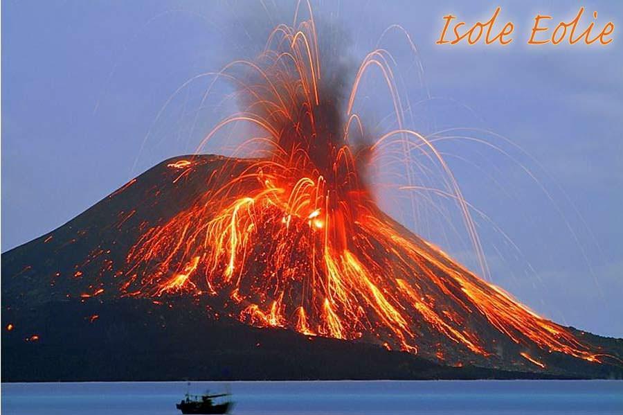 Vacanza estiva alle isole Eolie