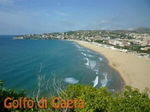Vacanze estive nel Golfo di Gaeta