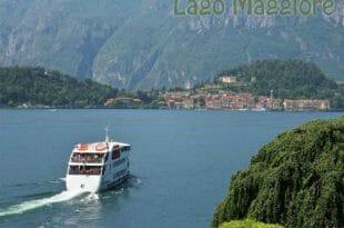 Lago Maggiore in estate