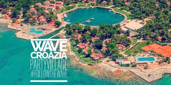 Vacanza per giovani wave partyvillage in croazia l for Soggiorno in croazia