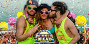 Summer Break Partyvillage Croazia