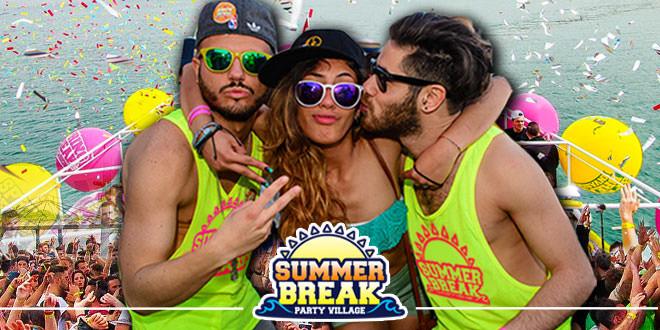 Summer Break Partyvillage Croazia