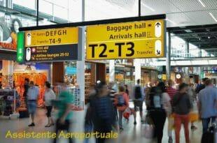 Assistente aeroportuale