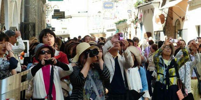 Lavorare come guida turistica