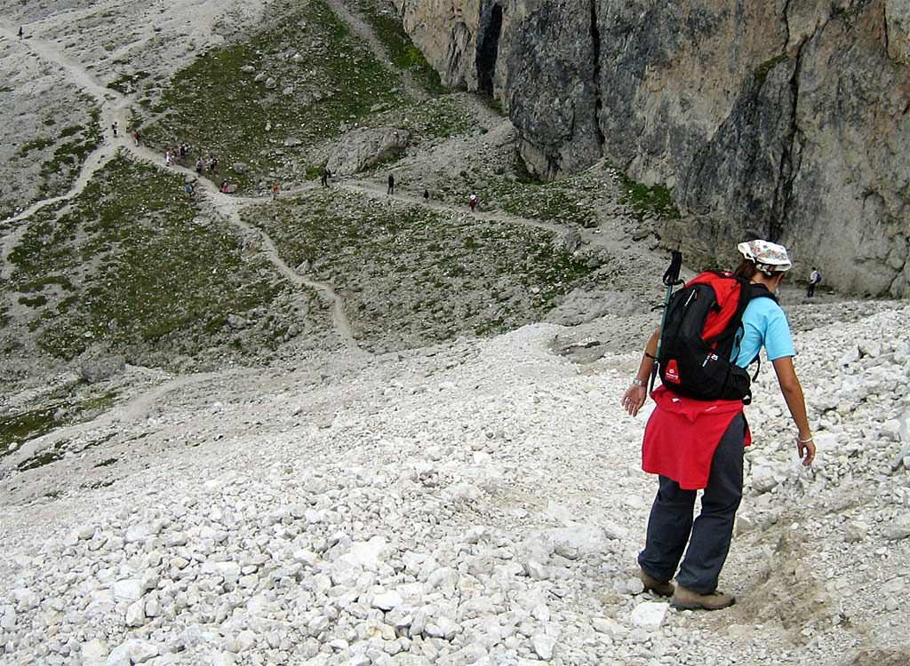Montagna: cosa portare nello zaino?