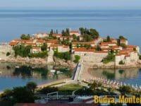 Budva in Montenegro: spiagge