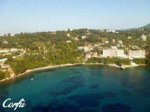 Corfù, Grecia, per i giovani