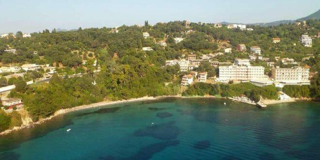 Guida all\'isola di Corfù (Grecia), ideale per i giovani - 2020