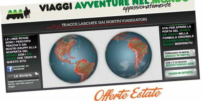 Offerte di Viaggi Avventure nel Mondo