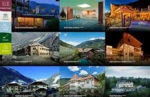 Una selezione di alcuni hotel Vitalpina in Alto Adige