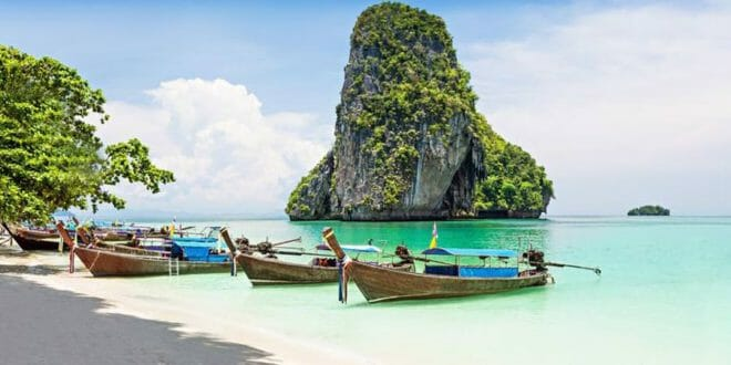 Viaggio in Thailandia in estate