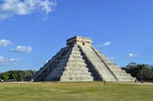 Le rovine Maya nello Yucatan
