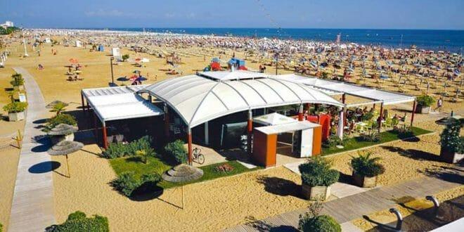 Spiaggia di Bibione: vacanze estive