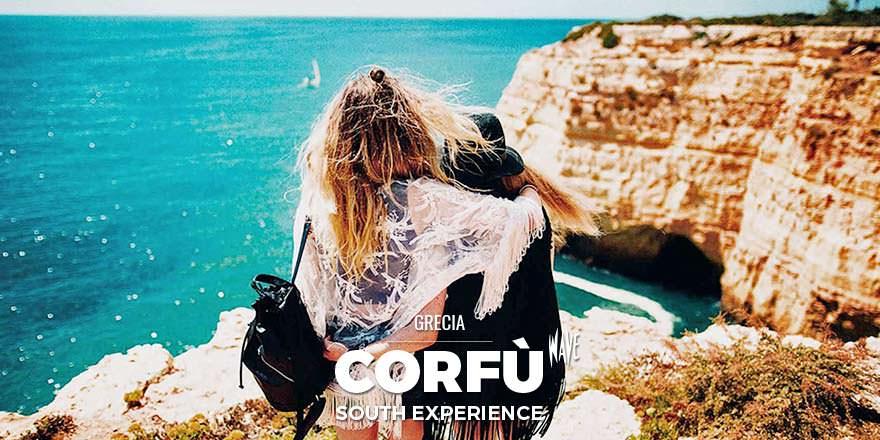 Guida all\'isola di Corfù (Grecia), ideale per i giovani - 2019