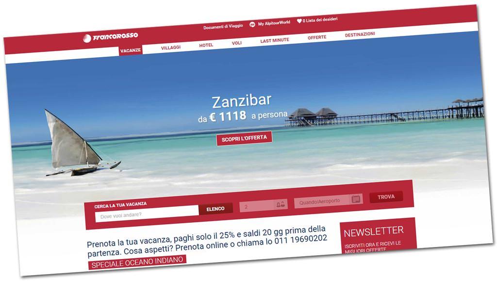 Francorosso: offerte vacanze estate