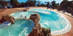 Hotel sul mare con Centro Benessere