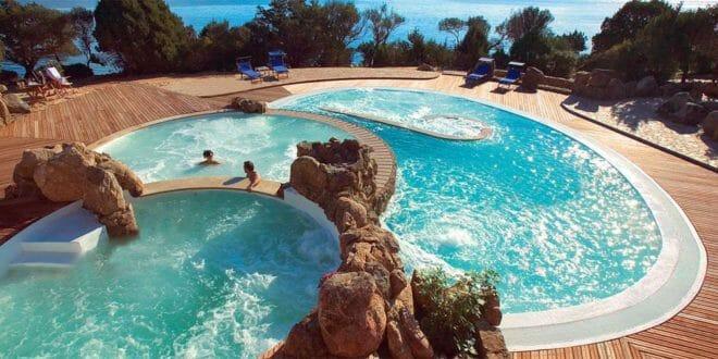 I migliori hotel con centro benessere e spa sul mare in for Vacanze a barcellona sul mare