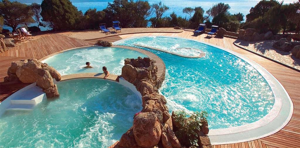 I migliori hotel con centro benessere e spa sul mare in for Disegni moderni della casa sulla spiaggia