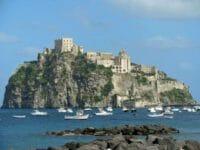 Ischia: il castello sul mare