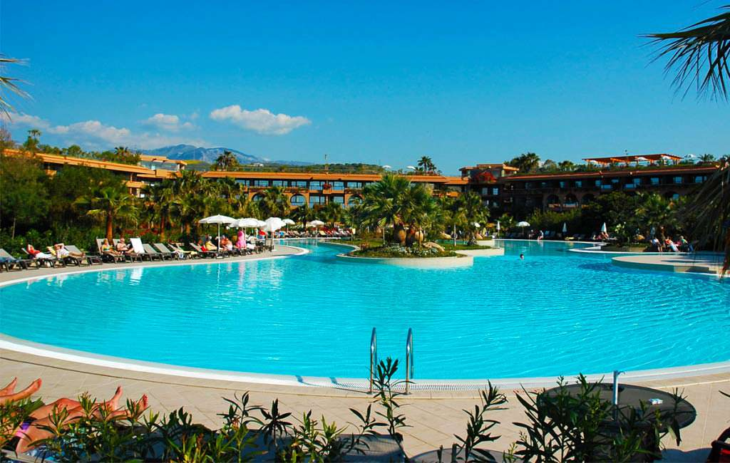 Hotel Con Piscina Sicilia